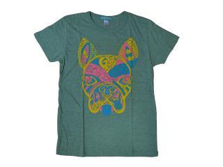 BaRock Dog Tシャツ HGR