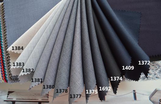 MX1029 春夏用薄手の平織り生地(11色)