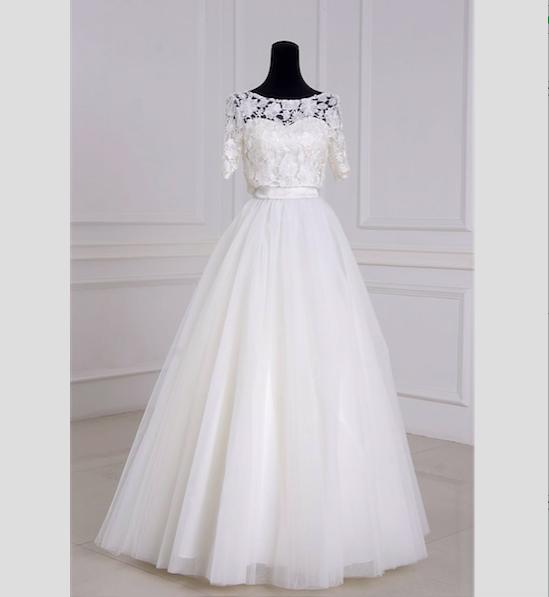 ウェディングドレス  セパレートドレス WD1021