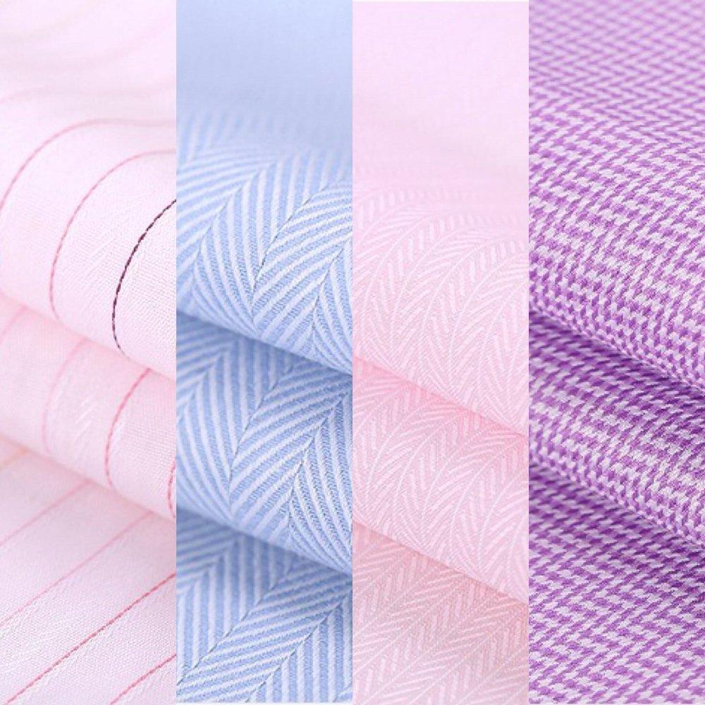 CT1056  エジプト綿100%を使用したシャツ生地 (18柄)
