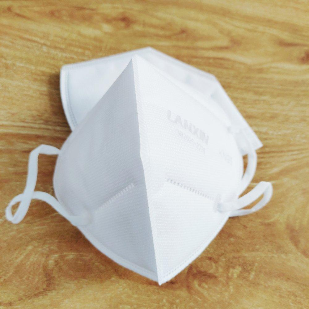 コロナウィルス日本応援 KN95医療用レベルマスク1週間繰り返し使用可能(10枚入)