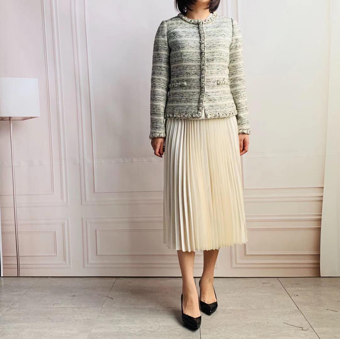 プリーツスカート 11色入り<BR>2着同時注文の場合は4500円