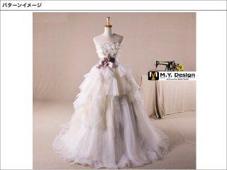 ウェディングドレス  WD1003