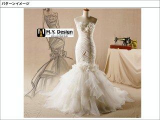 ウェディングドレス  WD1010