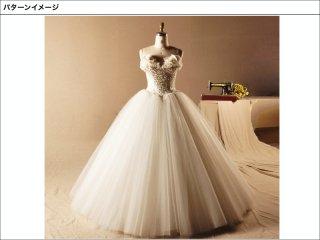 ウェディングドレス  WD1012