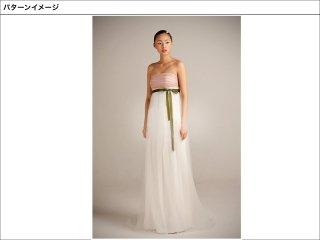ウェディングドレス  WD1015