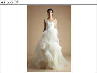 ウェディングドレス  WD1016