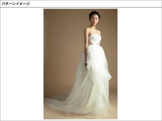 ウェディングドレス  WD1019