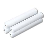 ペーパーシーツ(非防水タイプ)(ホワイト)4本セットW80cm×L95m