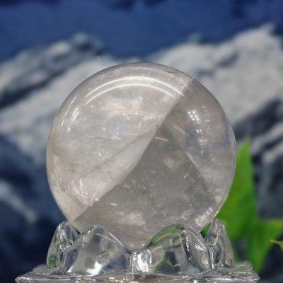 ヒマラヤ水晶丸玉 ボール58 Size中