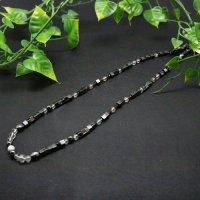 ネックレス ヘマタイト 水晶