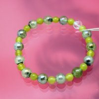olive jade, プレナイト (9月誕生石)