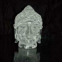 ヒマラヤ水晶仏陀ヘッド 大