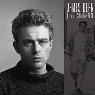 2006年 輸入 ジェームズ・ディーン カレンダー