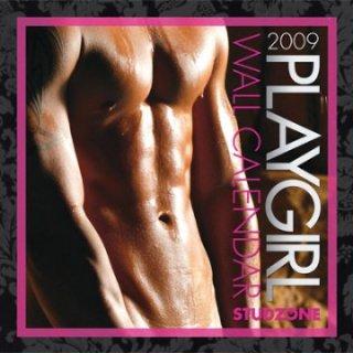 2009年 輸入 プレイガール カレンダー