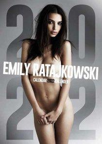 輸入版 エミリー・ラタコウスキー 2022年 カレンダー
