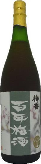 梅酒 百年梅酒 1800ml