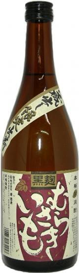 芋焼酎 むらさきいも(黒麹) 720ml