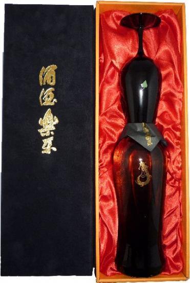 芋焼酎 酒酒楽楽(専用グラス付化粧箱入) 720ml