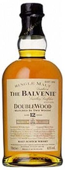 (シングルモルトウイスキー)バルヴェニー 12年 ダブルウッド 700ml