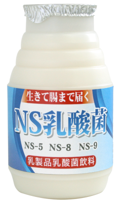 NS乳酸菌飲料 140g×12本(リニューアル)