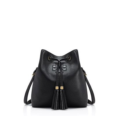 TORY BURCH/トリーバーチ THEA BUCKET BAG Black 41149711
