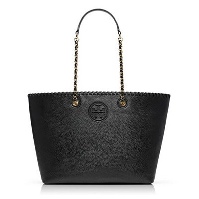 TORY BURCH/トリーバーチ MARION  SMALL TOTE BLACK