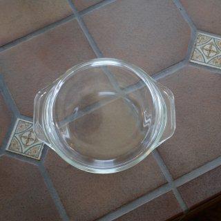 ガラス製取っ手鍋