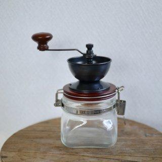 密封式コーヒーミル