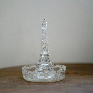 ガラスのエッフェル塔とアッシュトレイ