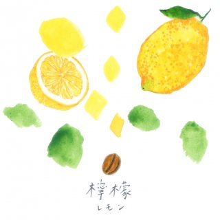 自家焙煎キリンフルーツ珈琲〈レモン〉(豆100g)