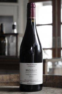 Joubert / Brouilly Vieilles Vignes 2011(赤)