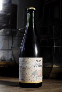 Clot de les Soleres / Chardonnay 2018(白)