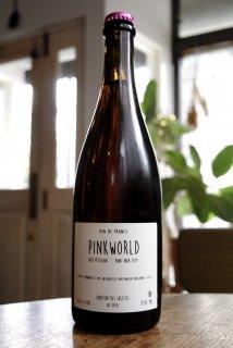 Vincent Vergeron / Pinkworld 2019(ロゼ微発泡)