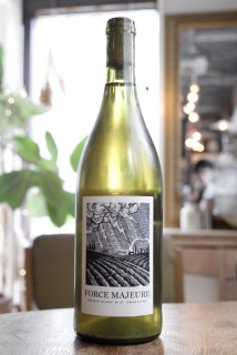 Mother Rock Wines / Force Majeur Chenin Blanc 2018(白)