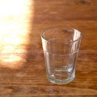 インドのチャイグラス