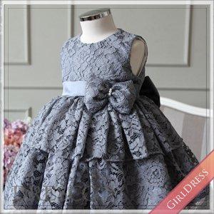 エンブロイダリーフラワーグレードレス
