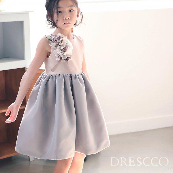 ビクトリアグレイXインディピンクドレス