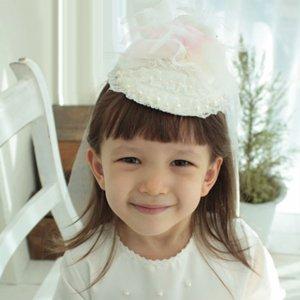 エーデルワイスホワイトヘッドドレス