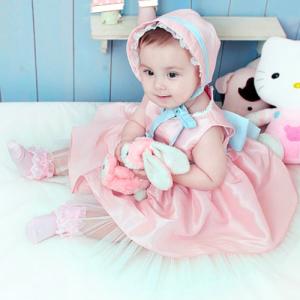 ジュリアピンクドレス☆