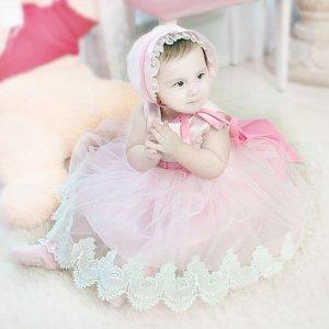 エミリーピンクドレス☆