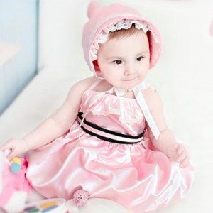 ピンクバルーンドレス☆