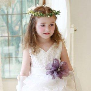 フェアリーミニフラワーガーランドヘッドドレス