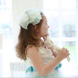 クラウディアミントヘッドドレス