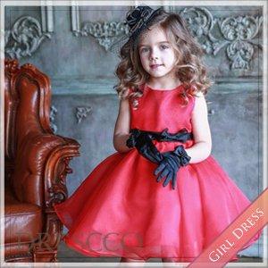 エリーレッドドレス