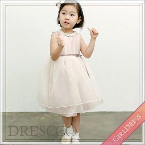 デメテルゴールドピンクドレス