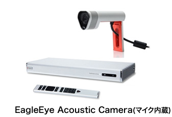 EagleEye Acoustic Camera(マイク内蔵)