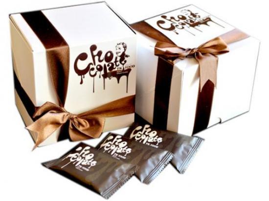 巧克力方塊酥「チョコレート味 台湾の銘菓」