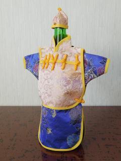 ボトルウェア「衣装カバー民族柄」(001)