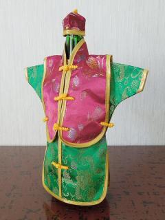 ボトルウェア「衣装カバー民族柄」(002)